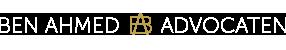 Ben Ahmed advocaten – Familierecht – Strafrecht – Jeugdrecht Logo